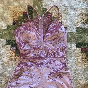 Love Culture | Shimmery Romper